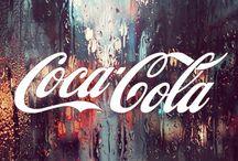 •c o c a c o l a• / Coca cola is the best cola ever!
