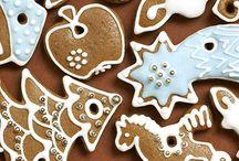 Drobné vánoční  cukroví / Vánoční cukroví,vánočky
