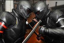 UWM Lorica Armour / A closer look at Unified Weapons Master's (UWM) Lorica armour.