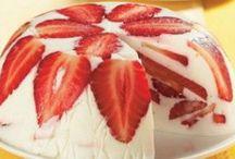 Nepečené  dorty,dezerty / Řezy, moučníky bez pečení