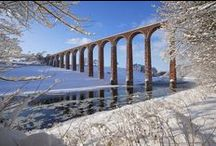 The Eildons, Scottish Borders