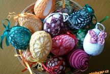 Dekorace Velikonoce / Velikonoční výzdoba