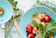 Salat(Frucht-/Gemüse-) / Salat ohne Getreide