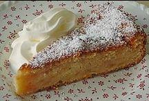 Rezepte auf deutsch - Kuchen & Desserts