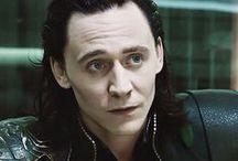Tom Hiddleston <3 and Loki *.*