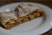Jablečné recepty / Vše z jablek