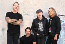 ️Metallica / My fave band forever.