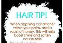 Curly Hair Hacks / Tips and tricks to make curly life easier! For more tips and advice visit British Curlies: http://www.britishcurlies.co.uk/