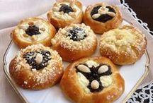 Kynutá těsta-koláče,buchty