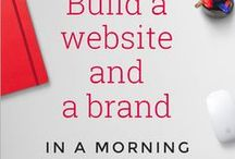 Eigen website bouwen