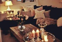 House / Home decorating ideas / by angie elma