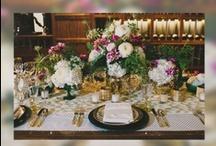 Weddings Inspire / Imágenes de los post sobre bodas y eventos de nuestro blog de La Musa