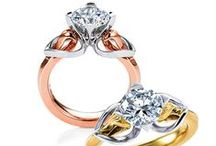 Engagement rings / Epic Engagement Rings. Are you impressed yet?