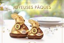 Pâques magique / Le guide essentiel de Ferrero Rocher pour des fêtes de Pâques divines !