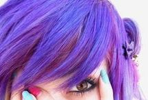 I would so do that with my hair / Haircuts or colors I like to consider wearing on my head