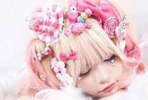 Fairy kei and decora / So much cute~