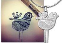 {{Custom Pendants}} / Custom 925 sterling silver pendants created using YOUR design! www.jewelryudesign.com