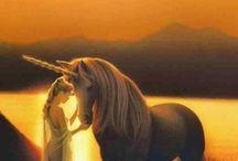 Unicorns & Pegasus / by Ghazaleh Shimi