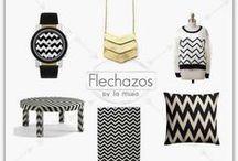 Flechazos / Selección de productos para decoración by La Musa Decoración