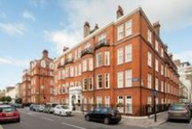 Central & NW London Property / A collection of our favourite properties in Central and North West London. Fabulous houses and flats for sale or to rent in our home area, NoXo (North of Oxford Street), covering Marylebone, Regent's Park and Primrose Hill
