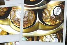 """Goûtez à l'enchantement / Ferrero Rocher, ou l'art de sublimer votre table et rendre vos moments de fêtes inoubliables. Merci à tous pour vos participations divines au Very Good Moments : """"Goûtez à l'enchantement""""."""