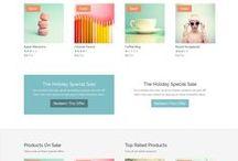 Web Design / Beautiful websites / by Web Craftz