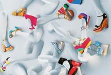 Exposição de calçados