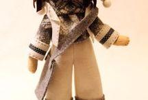 Muñecos  Isabel García