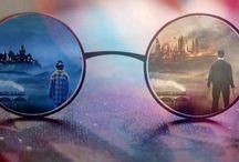 Harry Potter / by Gail Payne