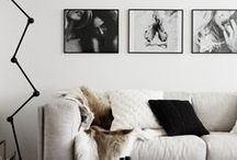 Interior Dreaming / All kinds of interior designs that I love.