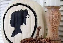 Halloween Decor / Uhhhh!!!! Decoración para fiestas, eventos... de Halloween