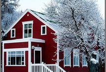 House Colour Palette
