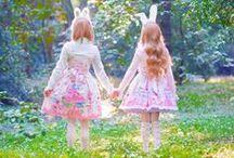 Lolita Friends / by Alise Hammond