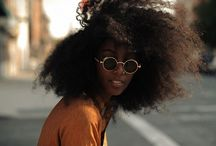 AFRICA | ORANGE / Orange, powerful color & African codes