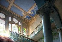 Abandoned / Photos of abandoned buildings, amusement parks and ships wrecks from around the world.  / by Janet Welling