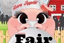 2015 A.V. Fair & Alfalfa Festival - Barn Appétit / 77th Annual Antelope Valley Fair & Alfalfa Festival 2015 (August 21 - 30).