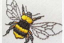 needlework,needle felt, embroidery,crochet etc~