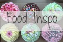 FOOD INSPO / Food Inspiration