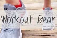 WORKOUT GEAR / Everything Workout Gear || Clothes, Sneakers, etc.