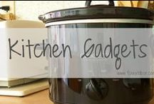 KITCHEN GADGETS / Everything Kitchen Gadgets || Our Faves, What we need, etc.