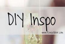 DIY INSPO / DIY Inspiration