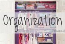 ORGANIZATION / Everything Organization || Lists, Ideas, etc.