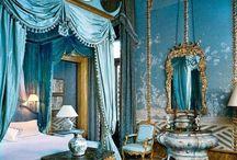 Victorian and Baroque interior design