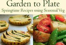 Eating- Garden Goodies!