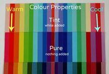 Color Analysis / Классификация цветотипов.