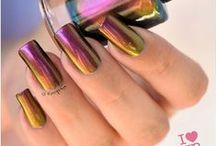 Nailpolish, Naildesign