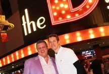 Celebrites at the D Casino Hotel Las Vegas / Famous faces visiting and hanging out at the D Casino Hotel in Las Vegas. / by The D Casino Hotel Las Vegas