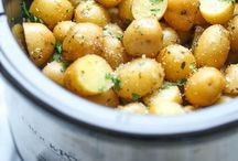 Eating- Potatoes!