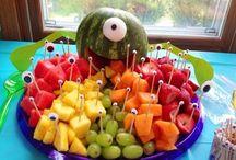 Halloween- foods ideas