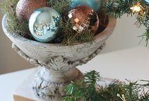Christmas- In Teal